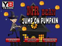Mr Bean de Halloween