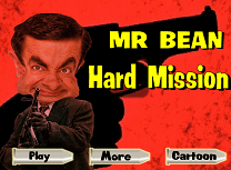 Mr Bean in Misiune
