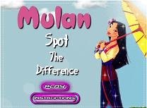 Mulan Diferente
