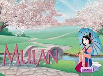 Mulan Figurine Ascunse