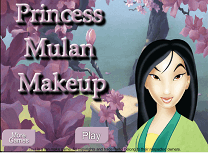 Mulan Make-up