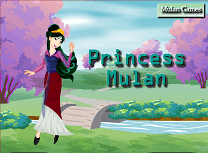 Mulan Dress-up