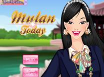 Mulan in Ziua de Azi