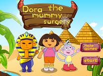 Mumia Dora la Doctor
