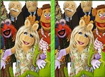 Muppets Diferente