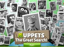 Muppets Marea Cautare