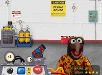 Muppets Trage cu Tunul