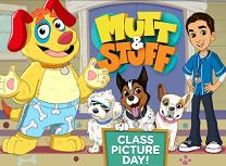 Jocuri cu Mutt si Stuff