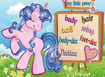 My Little Pony Dress-up