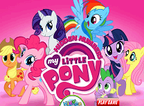 My Little Pony Numere Ascunse