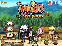 Naruto Livrari cu Bicicleta