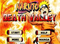 Naruto in Valea Mortii