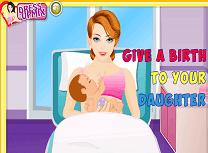 Nasterea Unei Fetite