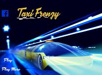 Nebunie cu Taxi