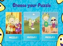 Nelly si Nora Puzzle