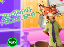 Nick Wilde Spa