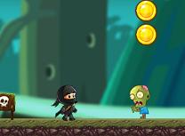 Ninja Kid Vs Zombi