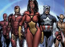 Noua Echipa Avengers