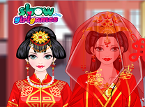 Nunta de Printesa in China