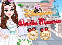 Nunta la Disneyland