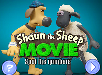 Oaia Shaun Numere Ascunse