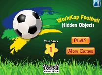 Obiecte Ascunse la Fotbal