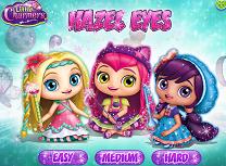 Ochii lui Hazel