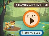 Octonauti  Aventura prin Amazon