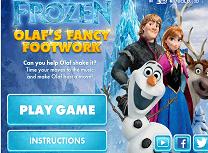 Olaf Danseaza
