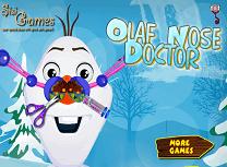 Olaf la Doctorul de Nas