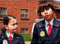 Olive si Otto Puzzle