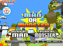 Om vs Monstru