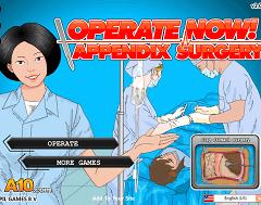Operatie la Apendicita