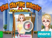 Operatie la Piele