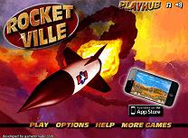 Orasul Rachetelor