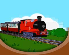 Orasul Trenurilor