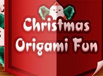 Origami de Craciun