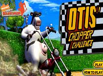 Otis cu Motocicleta
