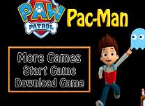 Pac Man cu Paw Patrol