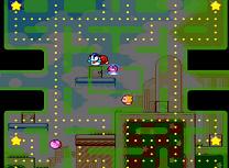 Pacman cu Kirby