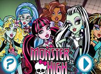Papusile Monster High de Memorie