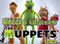 Papusile Muppets Obiecte Ascunse