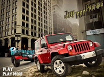 Parcari cu Jeepuri