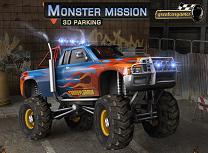 Parcari cu Masina Monstru