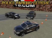 Parcari cu Masini de Politie