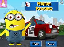 Parcari cu Minionul