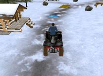 Parcari cu Snow Mobile
