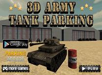 Parcari de Tancuri 3D