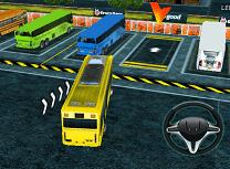 Parcheaza Autobuzul 3D