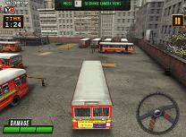 Parcheaza Autobuzul 3D 2